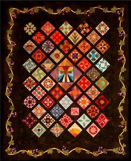 Quilt Patterns: Women of the Bible: Suzanne Schaffhausen ...
