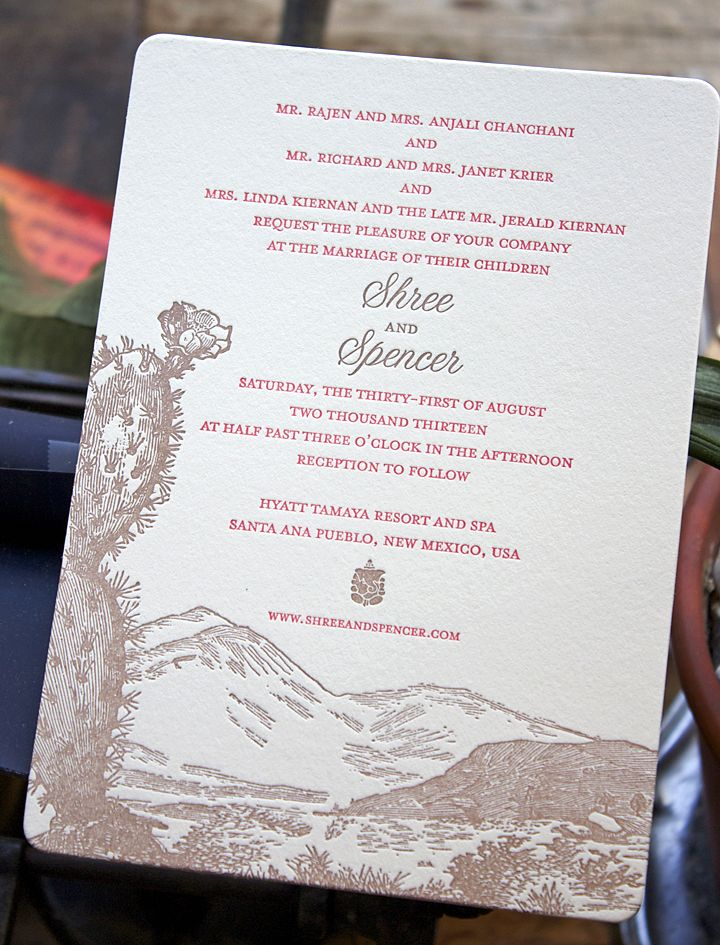 The 39 best Greenwich Letterpress Wedding Invitations images on ...