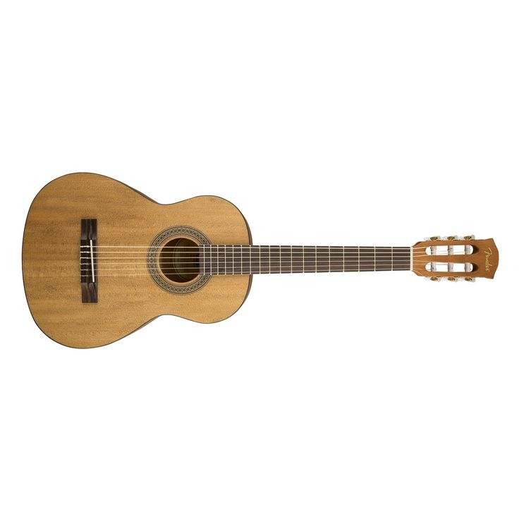 Fender MC-1 3/4 Nylon String Classical Guitar. Comes with bag.