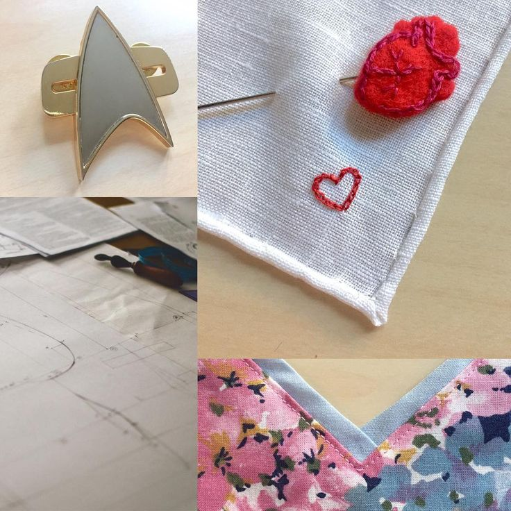 Things I love: #sewing #handstitching #pocketsquare #heart #lapelpins #couturetechniques #patternmaking #couturesewing #dressmaking #classictailoring #patterndrafting #startrek #startrekcosplay #bespoketailoring #tailoring #apprentice