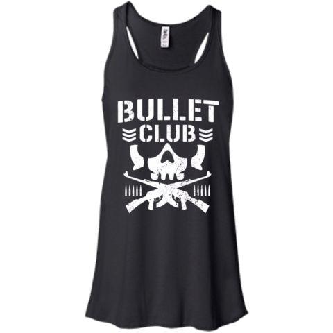 Bullet Club T-Shirt, Tank Top, Ladies