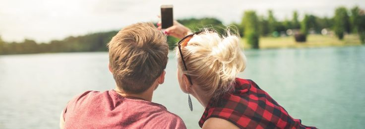 Why you should take more selfies