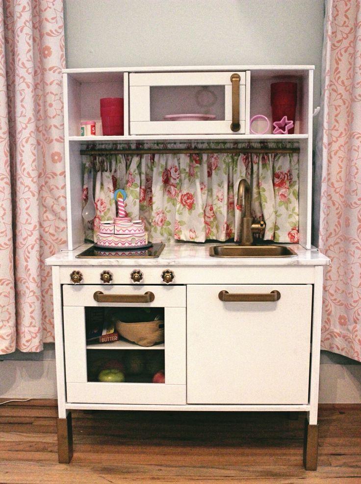 Diy Ikea Duktig Kok : 000 Ideen zu oIkea Play Kitchen auf Pinterest  Kochen, Ikea