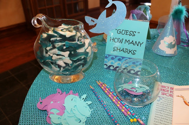 Writing Our Story: An Under the Sea Mermaid Party!