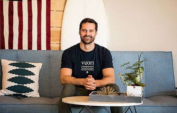 Vuori's Performance Clothes Are made with Versatility and Comfort   California Apparel News