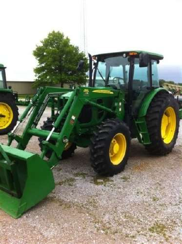2009 John Deere 6140D Tractor -Was purchased new and is a one owner machine. There are only 388 actual hours on the engine so it is barely broken in. - See more at: http://www.heavyequipmentregistry.com/heavy-equipment/10074.htm