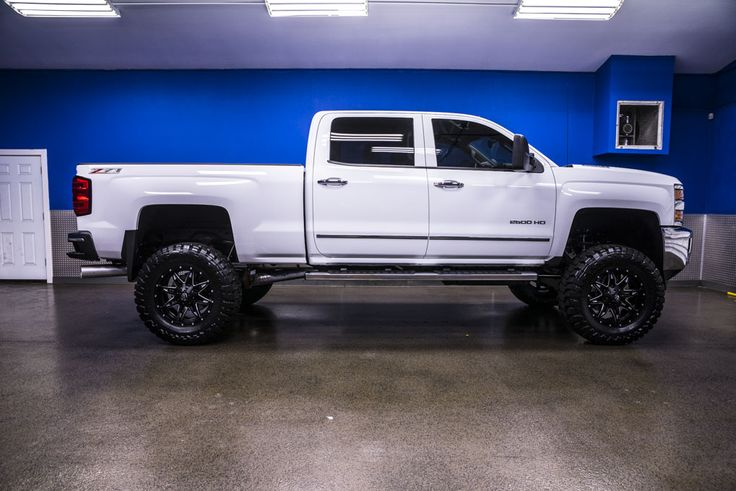 Chevy Truck Wheels >> 2015 chevy silverado 2500 lifted - Google Search | My truck ideas | Pinterest | 2015 chevy ...