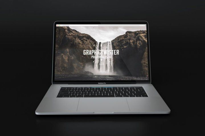 30 Best Laptop Mockup Templates For Web And Ui Designers