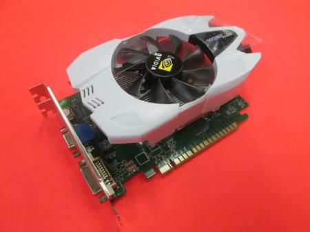 Free Shipping for NVIDIA GeForce GTX650 2g graphics card DDR5 128 bit PCI-E graphics card  — 4851.56 руб. —