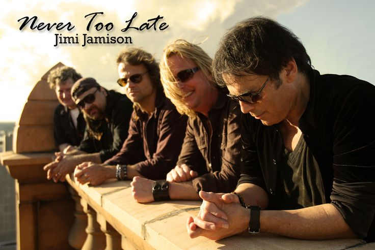 Check out Jimi Jamison on ReverbNation EYE OF THE TIGER Memphis music