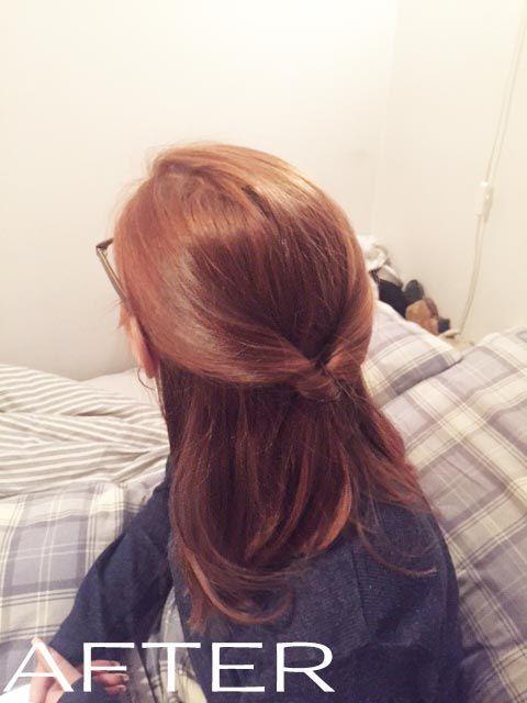 NATURIGIN Medium Blonde Red 7.4 <3