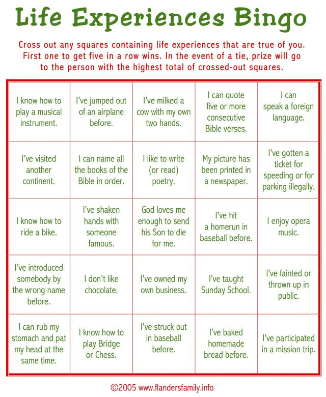 Sunday School Christmas Party Games: Ice-breaker-bingo-for-adults