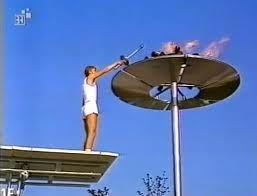 Olympic Cauldron - Munich, West Germany  - 1972 Summer Olympic Games