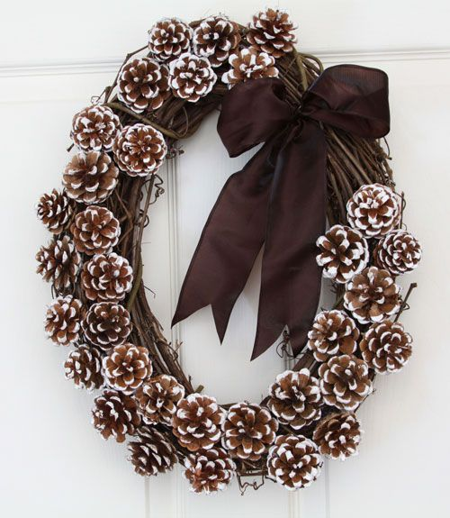 21 DIY Ways to Decorate With Pinecones This Winter  - CountryLiving.com
