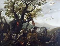 Mostra a Genova di Sinibaldo Scorza (1589-1631) Favole e natura all'alba del Barocco – ARTE CON RESTAURO