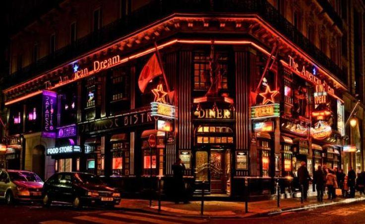 Destination Les States... A Paris - #lbdw