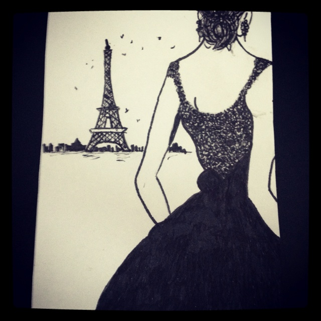 My French girl <3