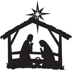 Clip Art Nativity Scene Clipart 1000 ideas about nativity clipart on pinterest clip art free cutting file of the week scene wpc from