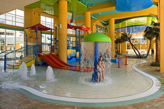 Splash Resort Amenities - Splash Resort in Panama City Beach, Florida