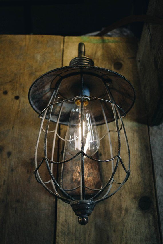 Rustic Style Lantern Light With Great