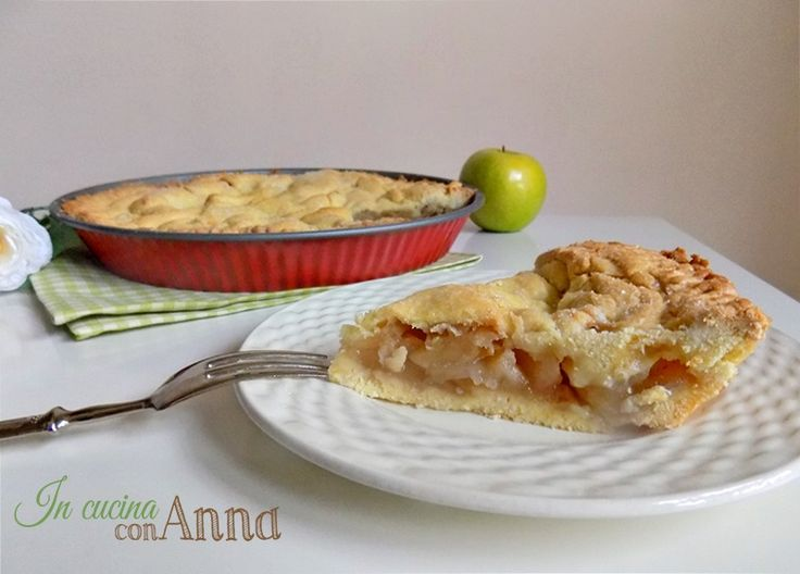 apple pie (torta di mele Americana)