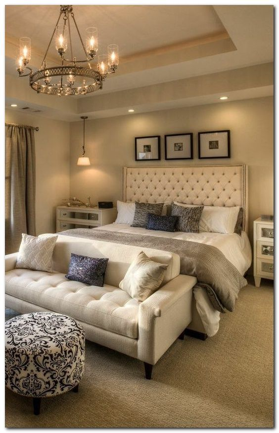 16 Ideas to Make Your Bedroom More Luxurious Now