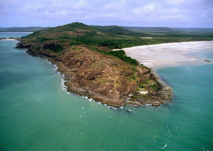 Cape York Peninsula, Queensland. Australia