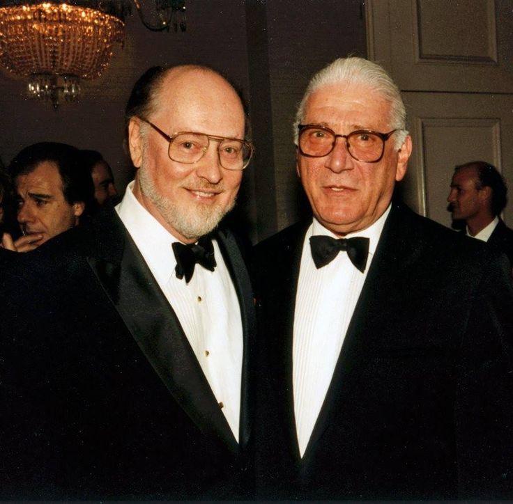 John Williams & Jerry Goldsmith