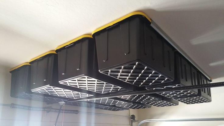 Keep Space Overhead Storage Has Taken 15 Quot Of Headroom