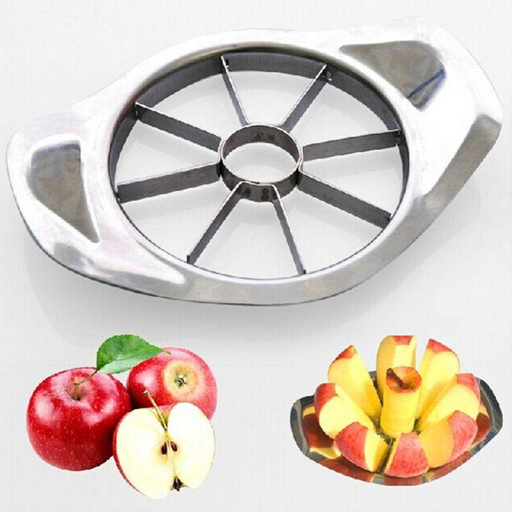 Pas cher Acier inoxydable Apple Trancheuse Fruits Légumes Outils de Cuisine Accessoires SQ2065, Acheter  Déchiqueteuses et trancheuses de qualité directement des fournisseurs de Chine:Acier inoxydable Apple Trancheuse Fruits Légumes Outils de Cuisine Accessoires SQ2065