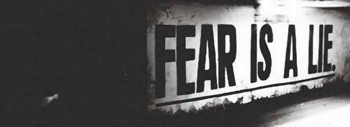 Fear Is A Lie - Facebook Cover