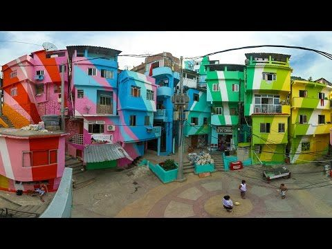 How painting can transform communities | Sustaining Community