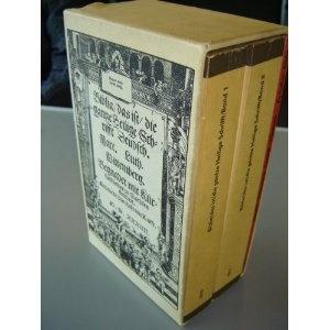 Martin Luther Bible 1543 REPRINT / Faksimile-Ausgabe der ersten vollstandigen Lutherbible von 1534 in zwei Banden / Biblia / das ist / die gantze Heilige Schrifft Deudsch