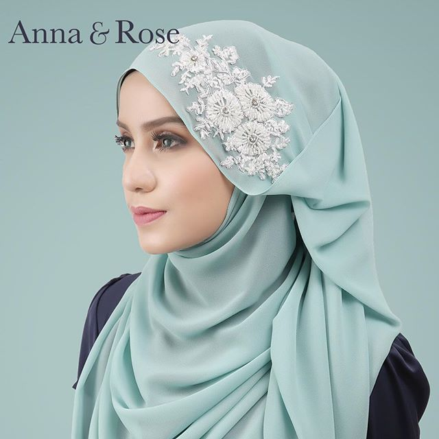 New Arrival #Sofea Beaded Shawl -avocado Exquisite handstitched lace and 3D beads detailing on soft, cooling, double baby-hem edged chiffon makes one beautiful Sofea Beaded Shawl. . Perfect for any occasion, the shawl is effortlessly elegant and created with so much love! . Available at #HBseribangi, #HBmeruipoh and www.hanabella.com.my ❤️