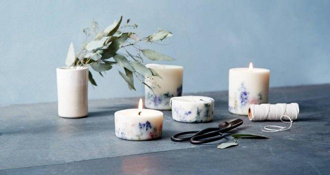 Handgemaakte Munio Kaarsen worden gemaakt van 100% natuurlijke en GMO-vrije sojawax.