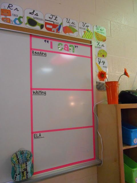 Classroom Whiteboard Decoration ~ Best classroom whiteboard organization ideas on