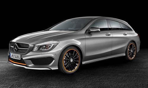 #MercedesBenz #CLAShootingBrake. Auto dal design sportivo ed energico, abitacolo lussuoso in chiave moderna.