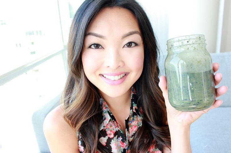 10 зеленых смузи для энергии и хорошего настроения (рецепты в картинках) - http://meditation-journal.com/zelenye-smuzi