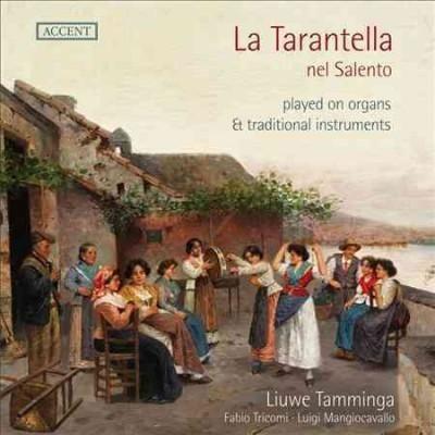 Fabio Tricomi - La Tarantella Nel Salento