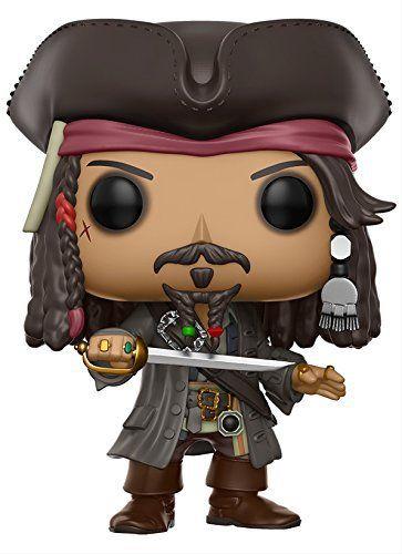 Funko Figurine Pirate Des Caraibes 5 – Jack Sparrow: – Figurine Funko Pop – Collection Pirates of The Carribean 5 – Jack Sparrow – 10cm…