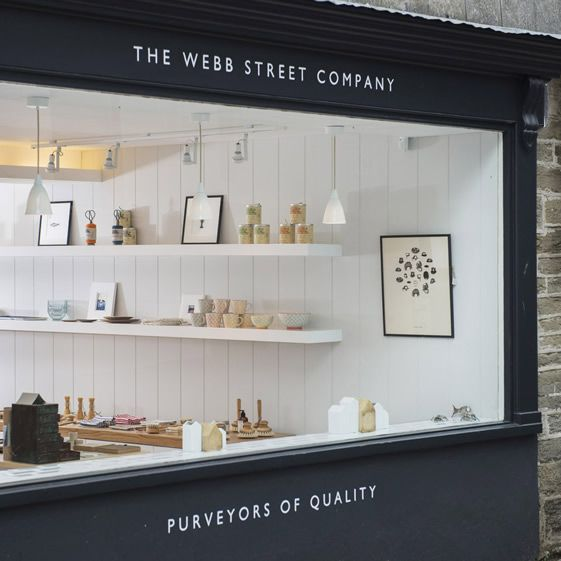 The Webb Street Company in Cornwall: Remodelista what about making like this my new kitchen?