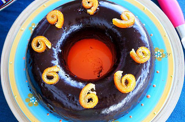 Kitchen Stories: Lenten Chocolate Cake