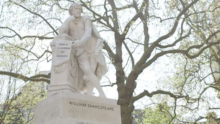 Shakespeare in Love: the early life of the world's greatest playwright - 450 years of Shakespeare - Video