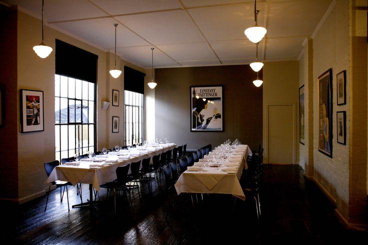 "Church St Enoteca - ""The Gallery"" Private Dinning available #churchstenoteca #restaurant #melbournerestaurant #australiarestaurant #finedining #food #eat #wine #foodandwine #bar #privatedining #dining #diningroom #diningtable #venuehire #melbournevenue #melbourneevents #melbournefood #functions"