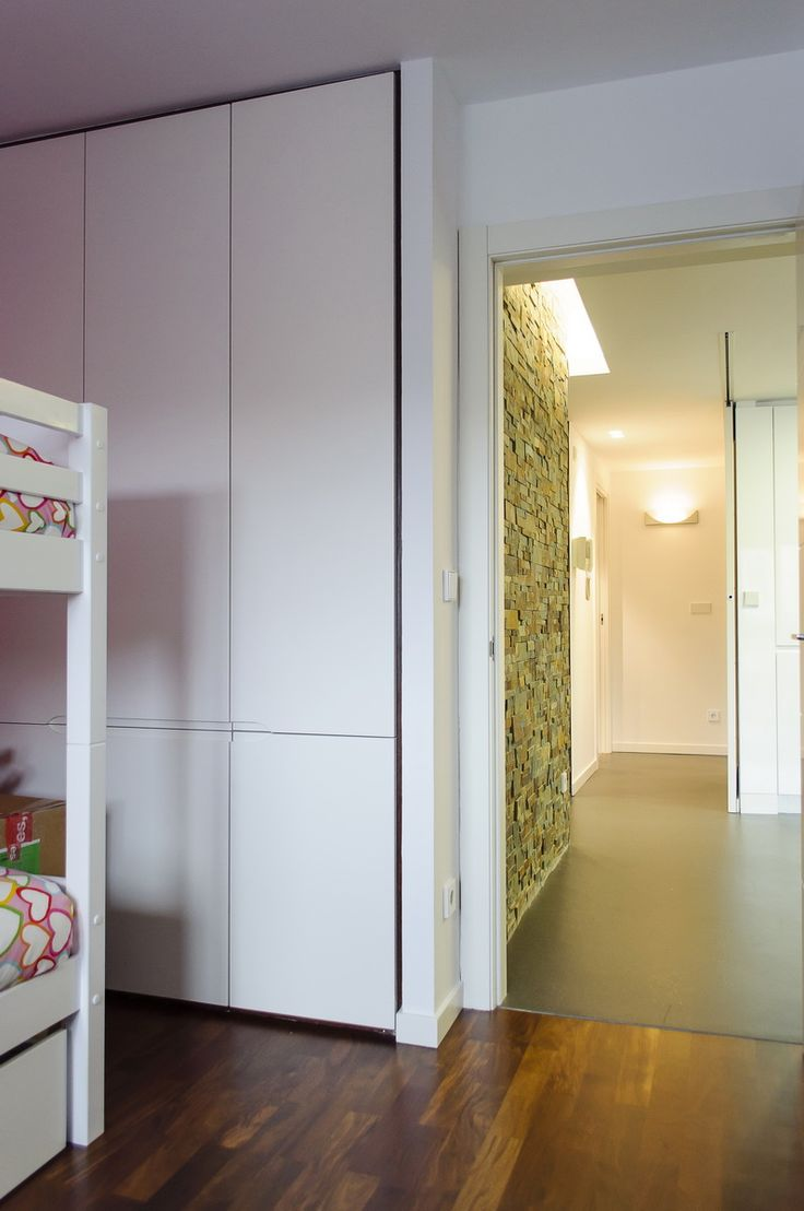 Dormitorio 2 y pasillo