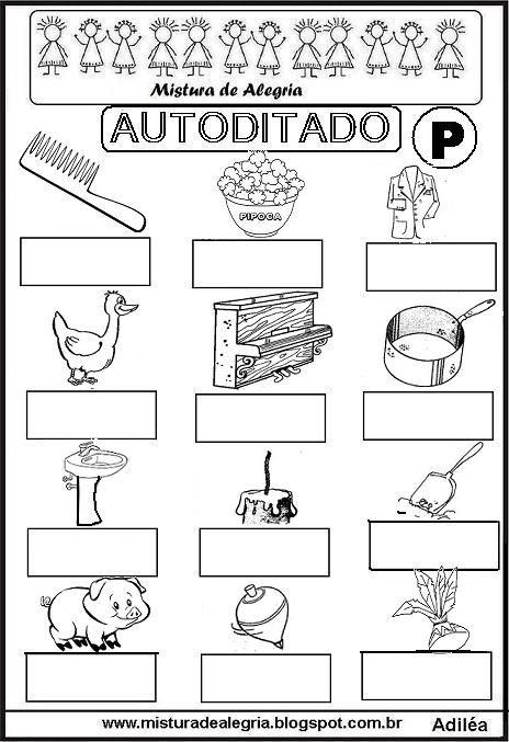 www.misturadealegria.blogspot.com.br-autoditado+P-imprimir-colorir.JPG (464×677)