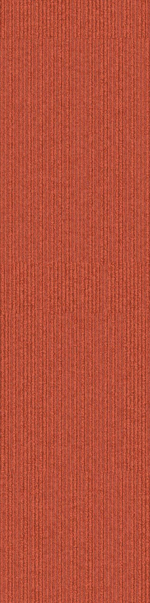 Interface carpet tile: On Line Color name: Mandarin Variant 7