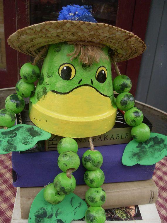 Frog Terra Cotta