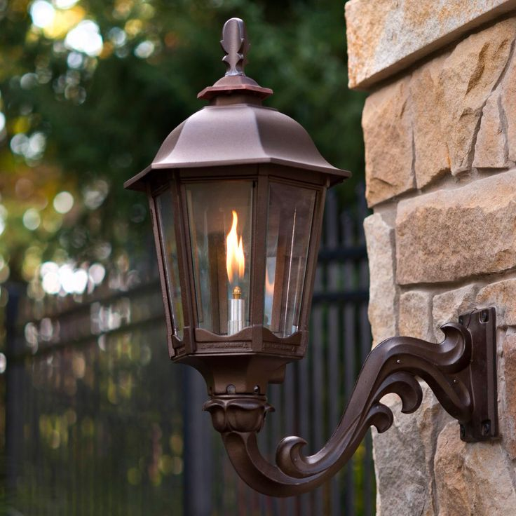 19 Best Open Flame Gas Lamps Images On Pinterest