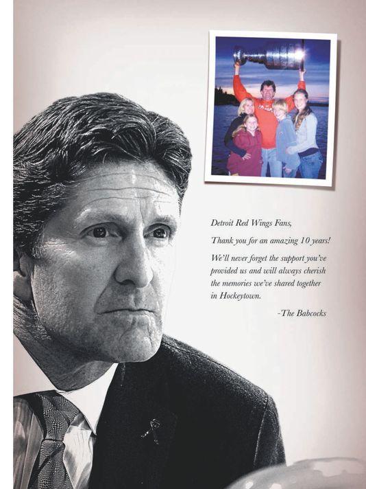 Mike Babcock